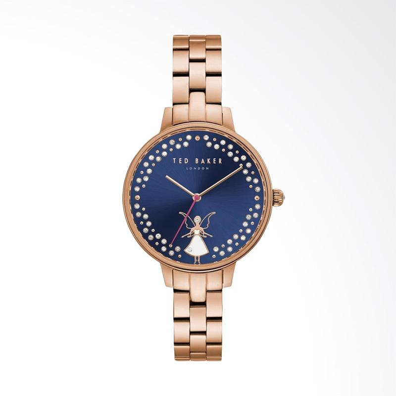 Ted Baker Fairy TE50005002 Leather Strap Jam Tangan Wanita