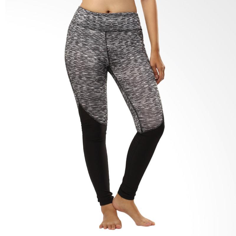 NYL Active Mesh Legging Celana Olahraga Wanita - Misty [09NYL100010]