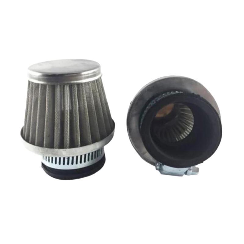 Raja Motor Model Carburator Filter Udara Motor - Hitam [FIC9023/ 24mm]