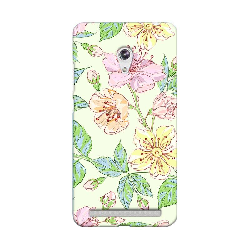Premiumcaseid Beautiful Flower Wallpaper Hardcase Casing for Asus Zenfone 6