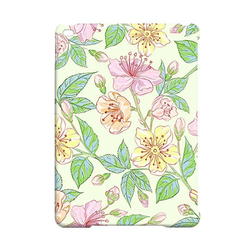 Premiumcaseid Beautiful Flower Hardcase Casing for iPad Air 2