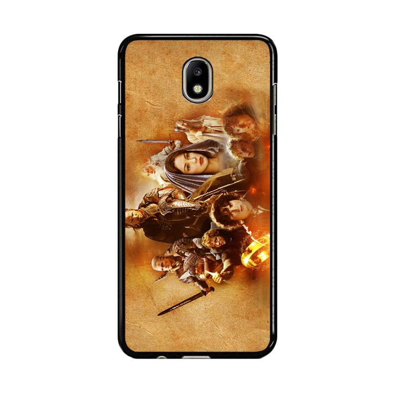 Flazzstore Hobbit Lord Of The Ring Lotr Art Z0105 Custom Casing for Samsung Galaxy J7 Pro 2017