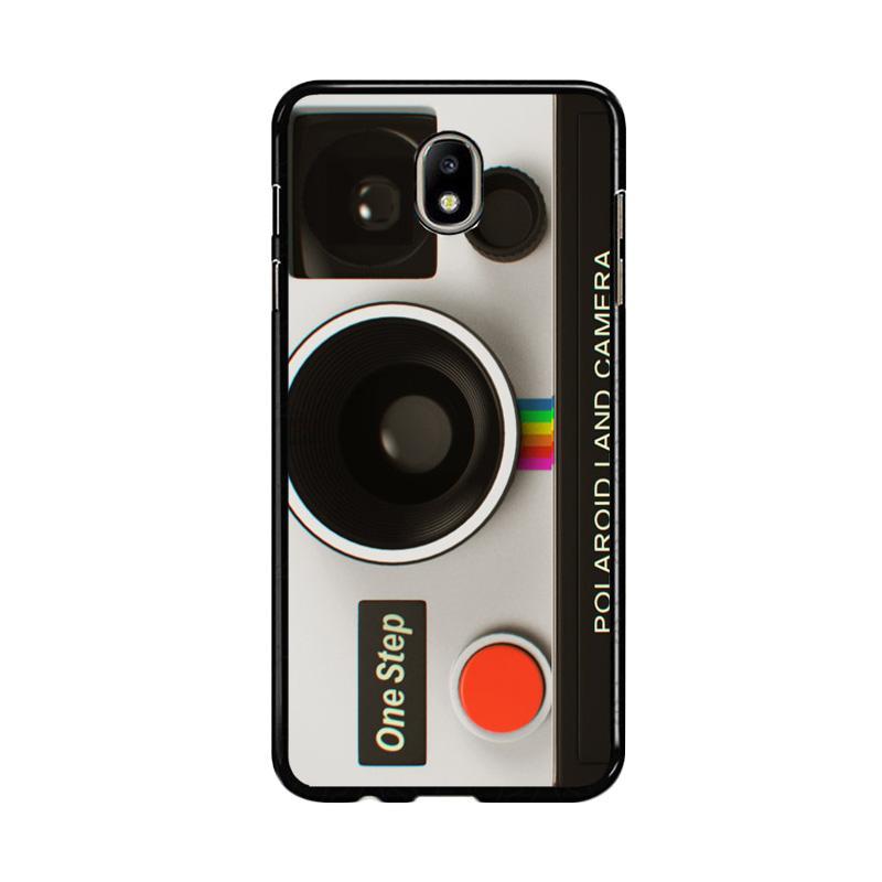 Flazzstore Vintage Polaroid Camera Z0076 Custom Casing for Samsung Galaxy J5 Pro 2017