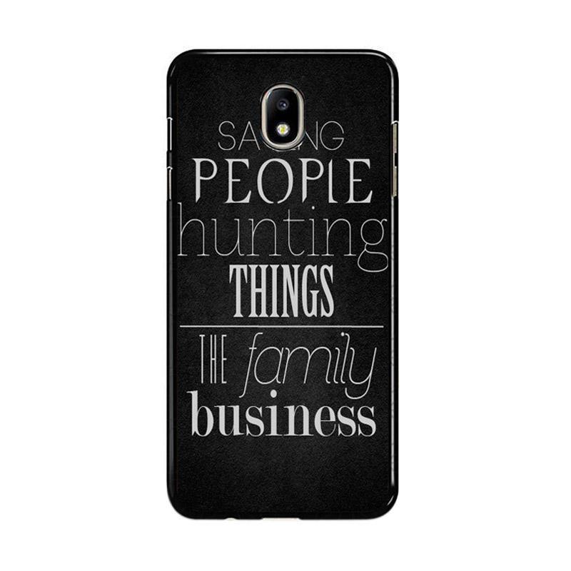 Flazzstore Supernatural Sam Dean Winchester Z0199 Custom Casing for Samsung Galaxy J5 Pro 2017