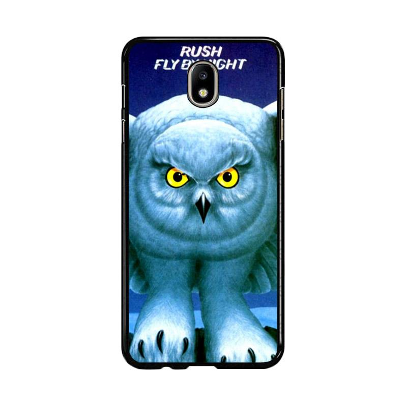 Flazzstore Rush Band Fly By Night Z1162 Custom Casing for Samsung Galaxy J7 Pro 2017