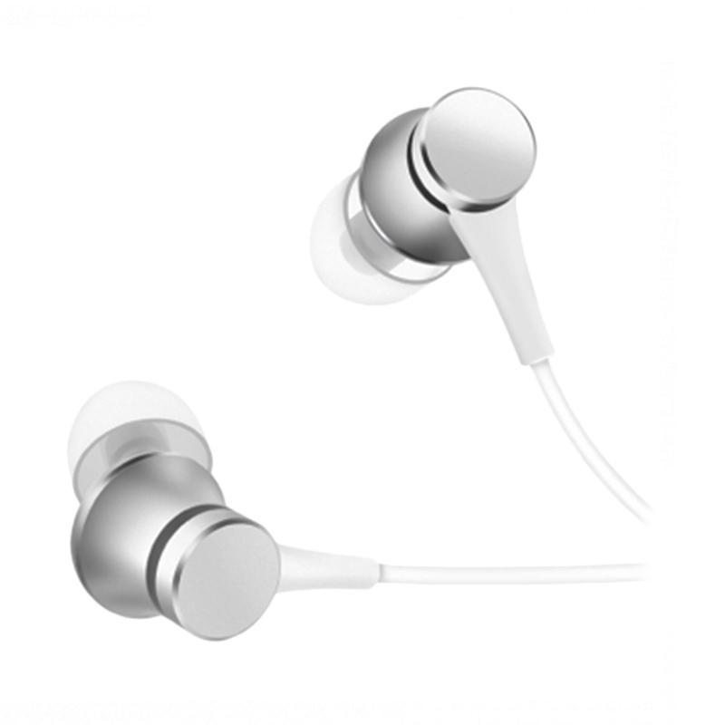 Xiaomi Mi Basic In-Ear Earphone - Silver [Garansi Resmi TAM]