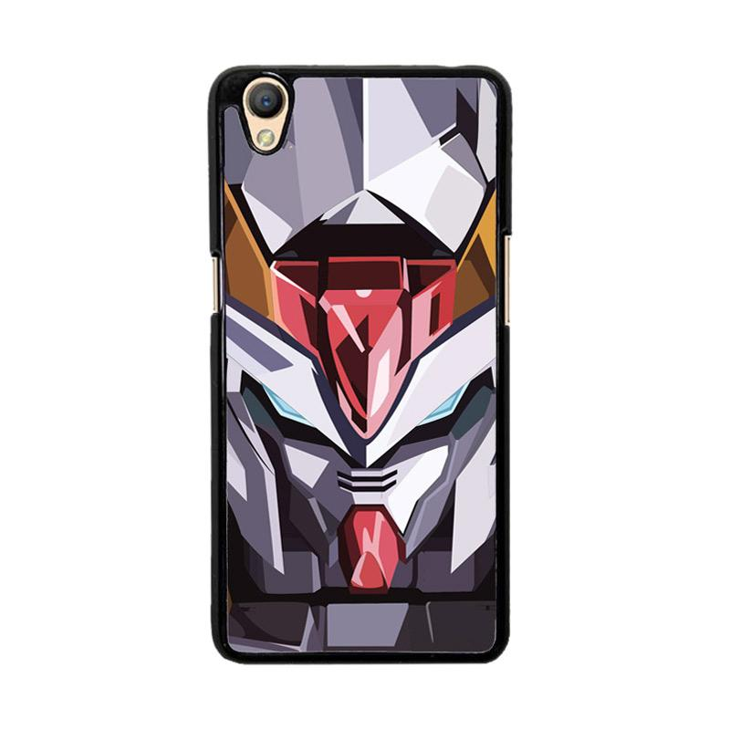 Flazzstore Gundam Anime Manga Fans No 1 F0181 Custom Casing for Oppo Neo 9 A37