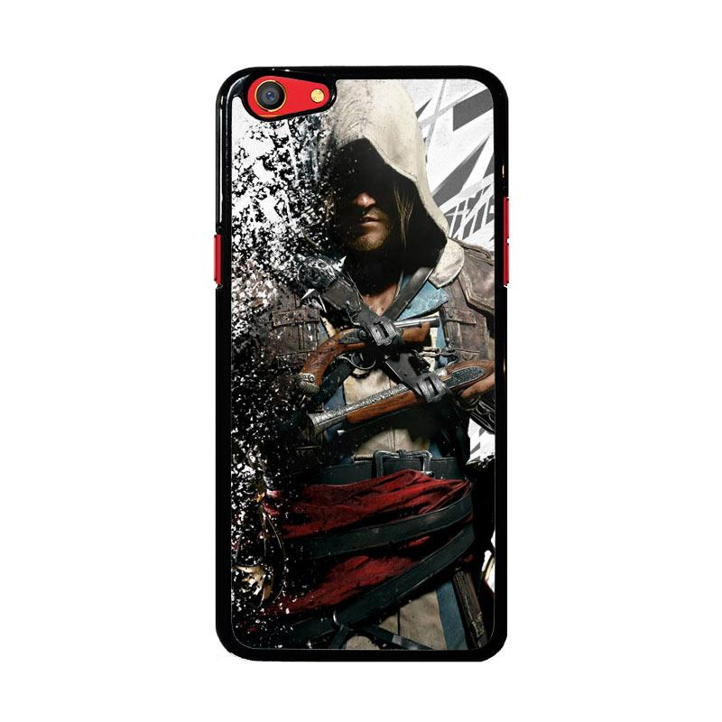 Flazzstore Assassin'S Creed Edward Kenway Z1416 Custom Casing for Oppo F3
