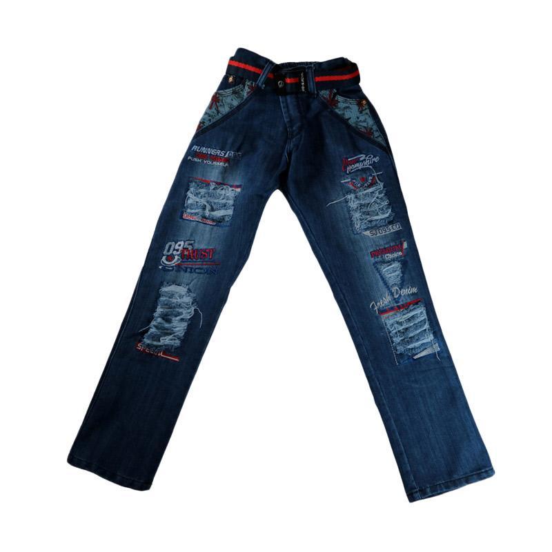 Sanjaya Celana Panjang Jeans Anak Laki Laki
