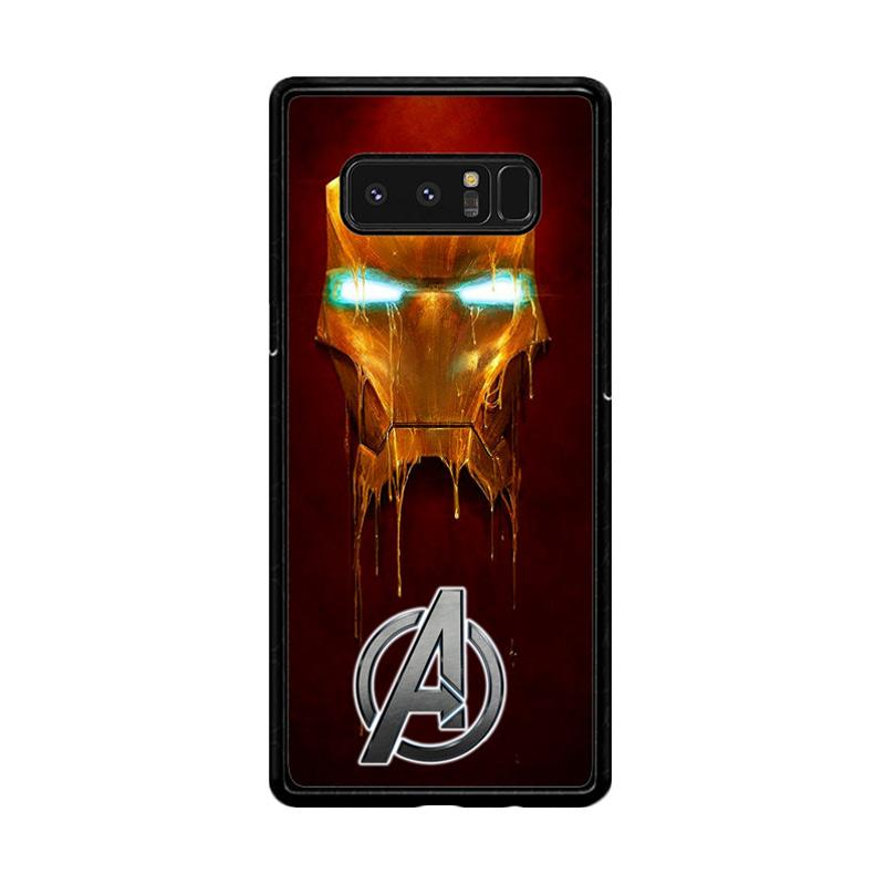 Flazzstore Ironman The Avengers Painting Z0262 Custom Casing for Samsung Galaxy Note8