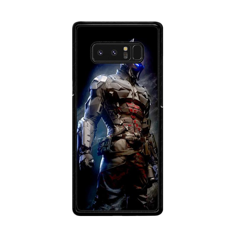 Flazzstore New Batman Arkham Knight Z0287 Custom Casing for Samsung Galaxy Note 8