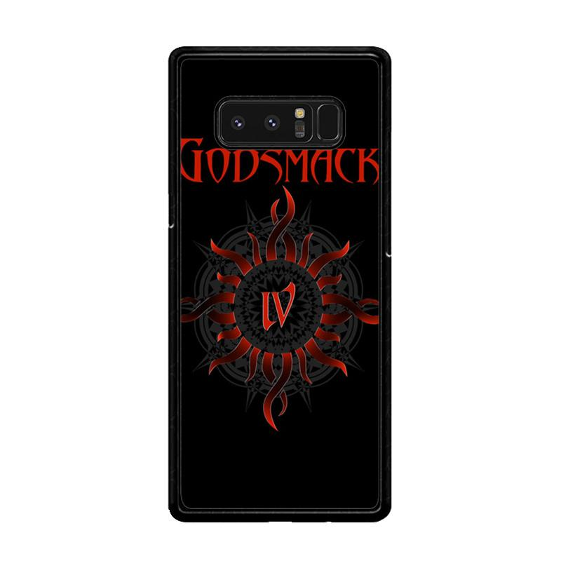Flazzstore Godsmack Metal Band Z0376 Custom Casing for Samsung Galaxy Note8