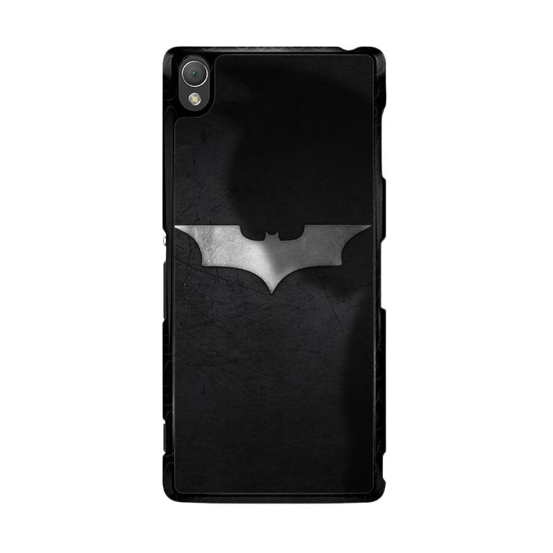 Flazzstore Batman Logo O0188 Custom Casing for Sony Xperia Z3
