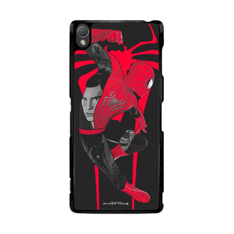 Flazzstore Spider-Man 2 O0288 Custom Casing for Sony Xperia Z3