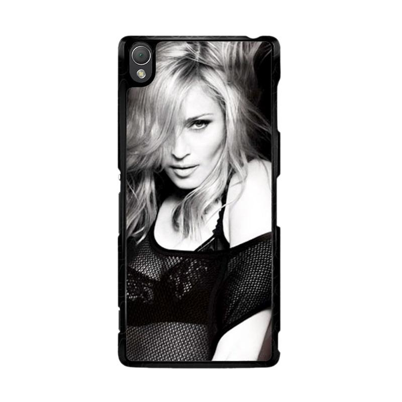 Flazzstore Madonna Z1100 Custom Casing for Sony Xperia Z3