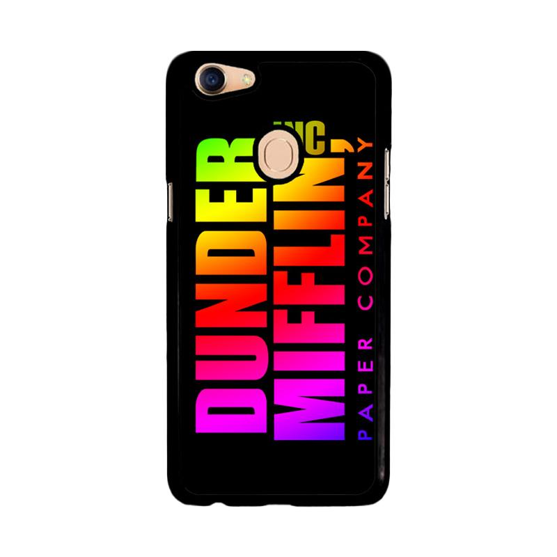 Flazzstore Dunder Mifflin Paper Company Z1591 Custom Casing for Oppo F5