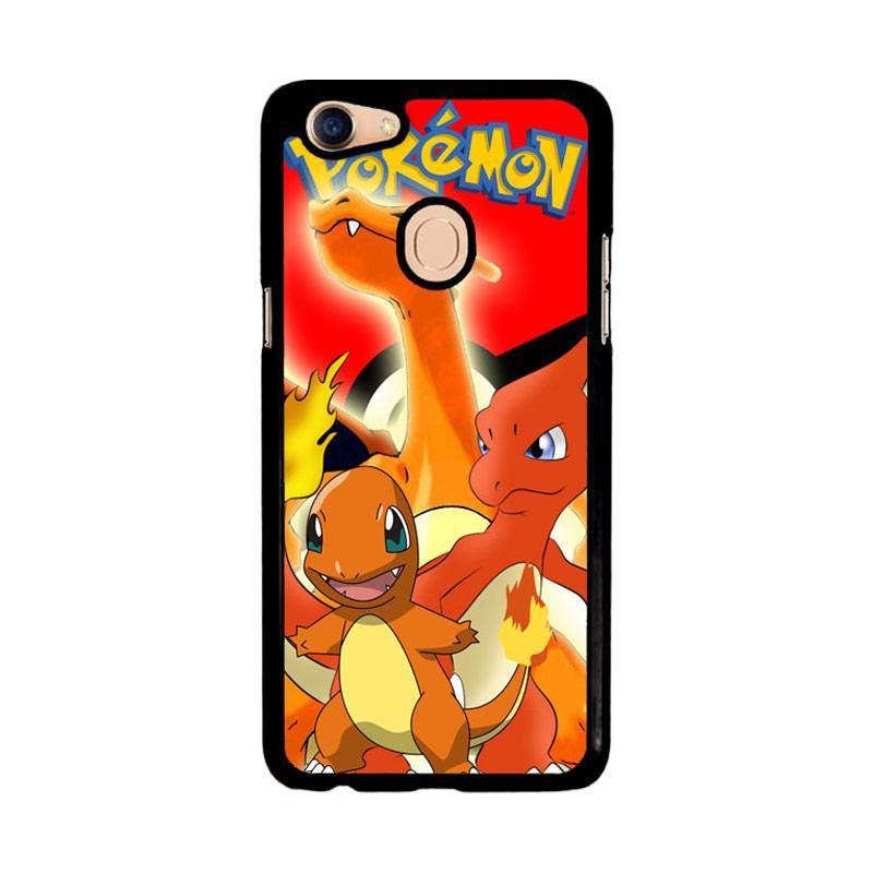 Flazzstore Charizard Pokemon Z2216 Custom Casing for Oppo F5