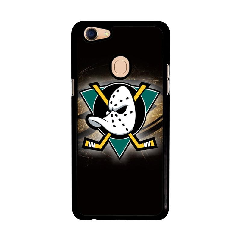 Flazzstore Anaheim Mighty Ducks Nhl Z3280 Custom Casing for Oppo F5