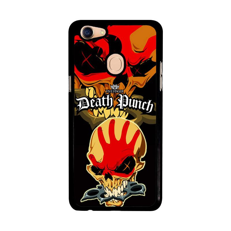 Flazzstore Five Finger Death Punch Z3324 Custom Casing for Oppo F5