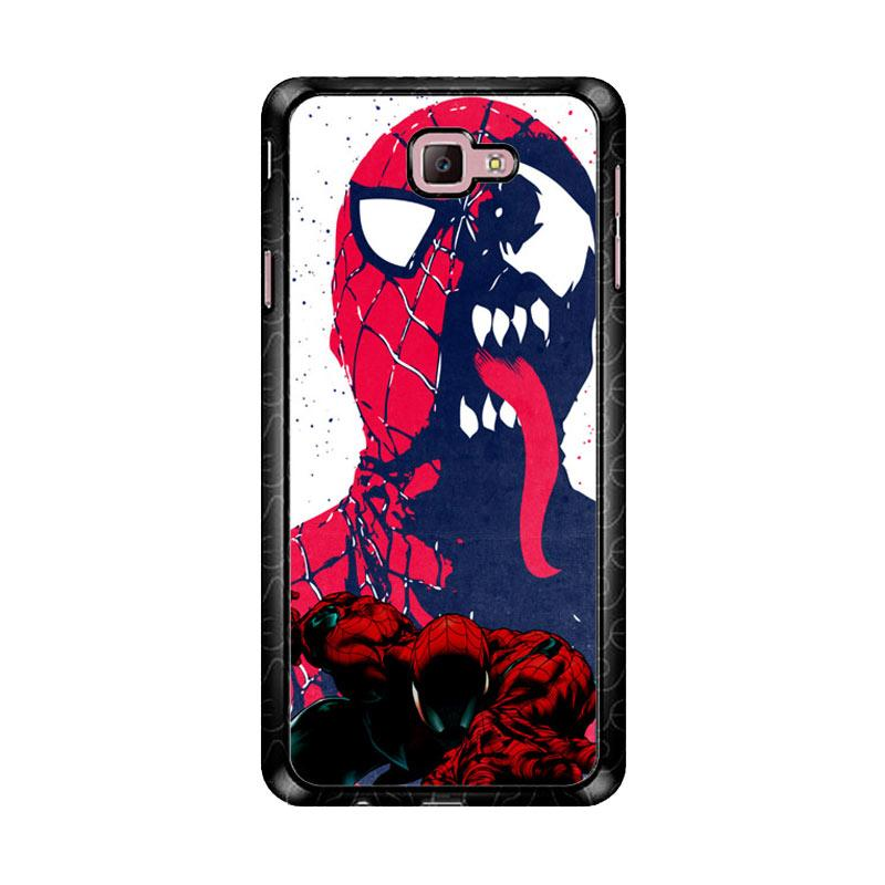 Flazzstore Spiderman Marvel Superhero Z3326 Custom Casing for Samsung Galaxy J7 Prime