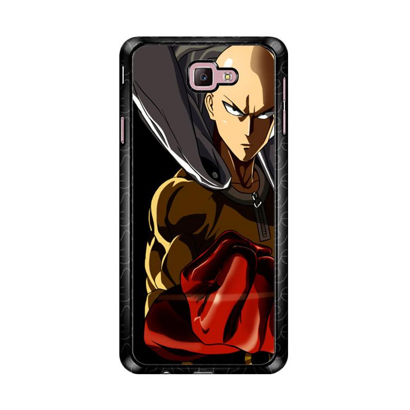 Flazzstore One Punch Man Saitama Z3714 Custom Casing for Samsung Galaxy J7 Prime