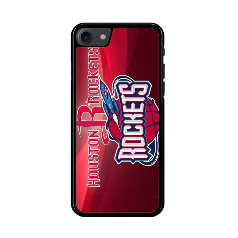 Flazzstore Houston Rockets Z3225 Custom Casing for iPhone 7 or 8