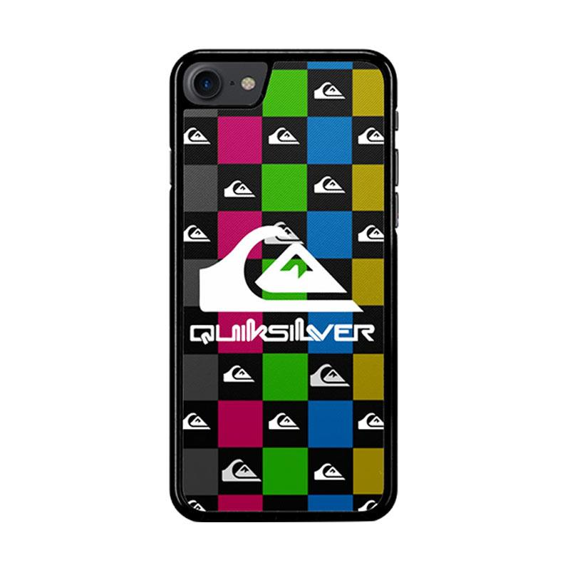 Flazzstore Quiksilver Logo Z3315 Custom Casing for iPhone 7 or 8