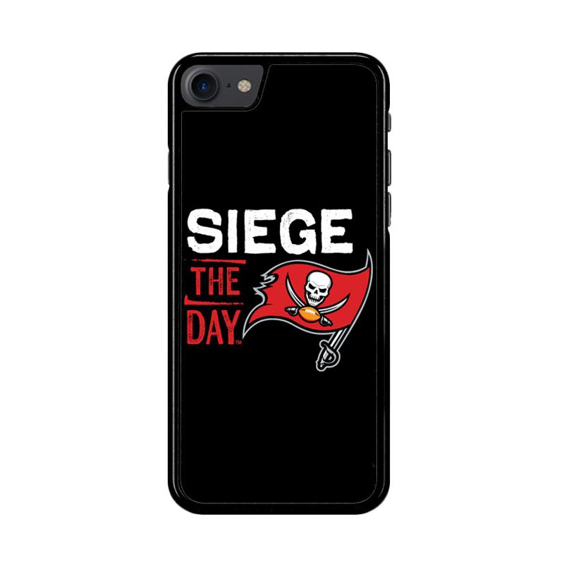 Flazzstore Tampa Bay Buccaneers Z4147 Custom Casing for iPhone 7 or 8