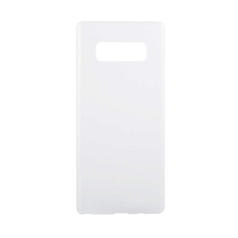 harga Benks Ultra thin Protective Casing for Samsung Galaxy Note 8 - Transparent white [0.4mm] Blibli.com