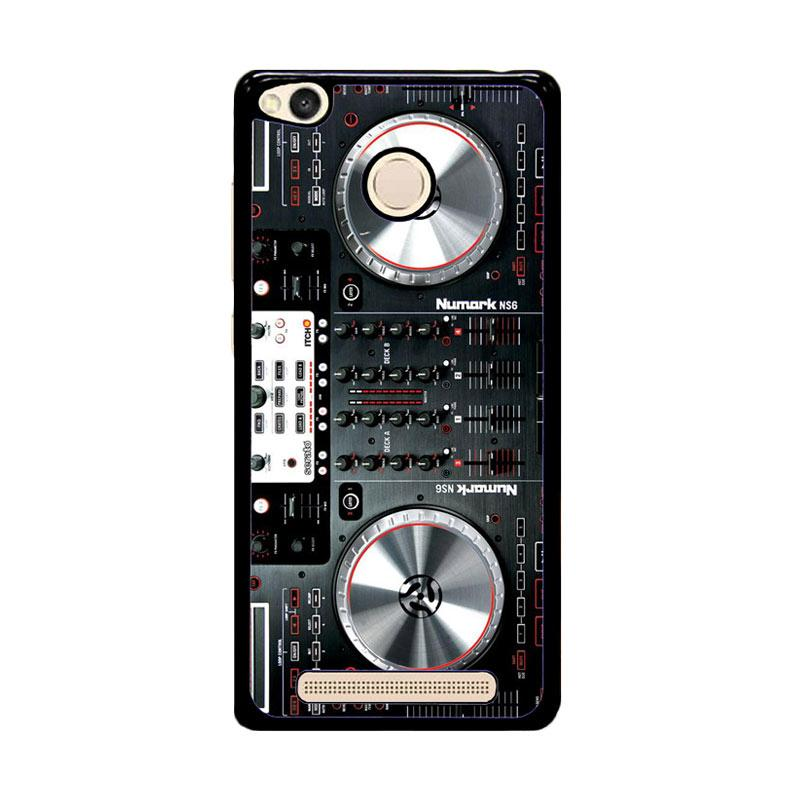 harga Flazzstore Digital Mixer Dj Turntable Electronic Music F0362 Custom Casing for Xiaomi Redmi 3 Pro or 3S Blibli.com