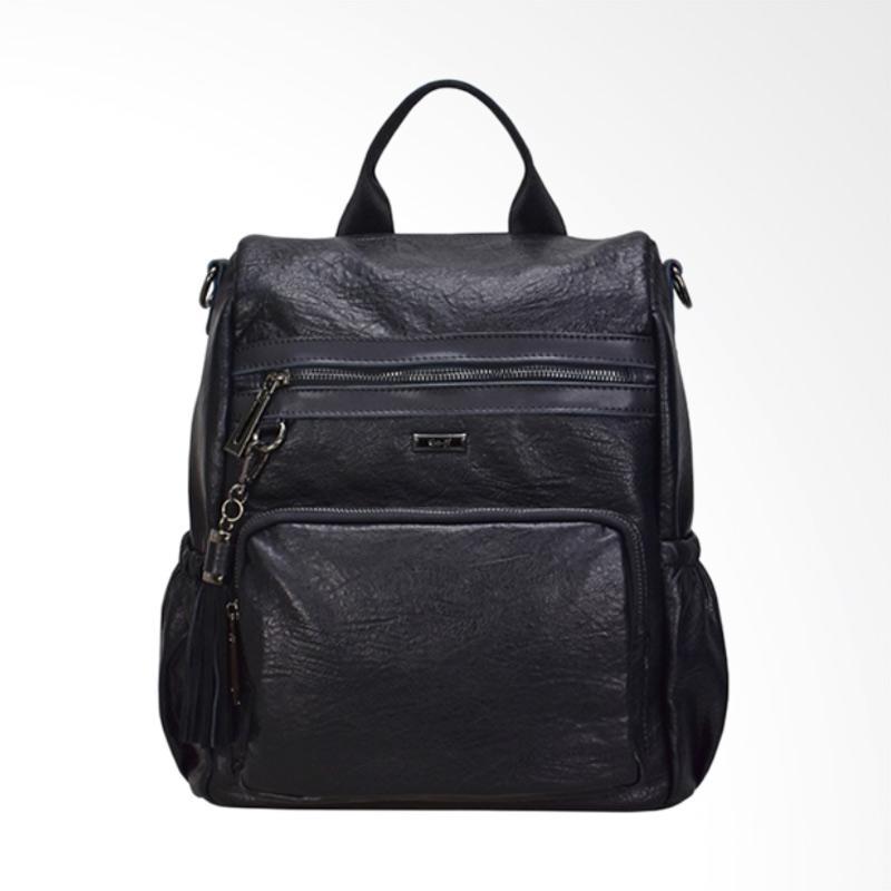 En-ji By Palomino Nismara Backpack tas Wanita - Black
