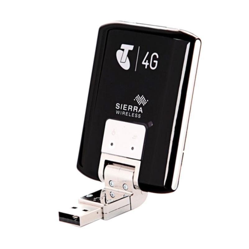 harga Modem Unlock All Operator / GSM 4G LTE Sierra speed 100Mbps + Free Perdana Telkomsel 14GB Blibli.com