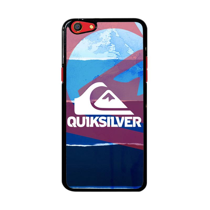 Flazzstore Quiksilver Z3316 Custom Casing for Oppo F3