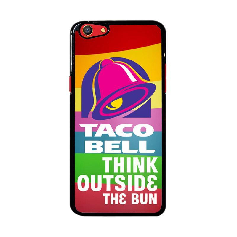 Flazzstore Taco Bell Logo Z3337 Custom Casing for Oppo F3