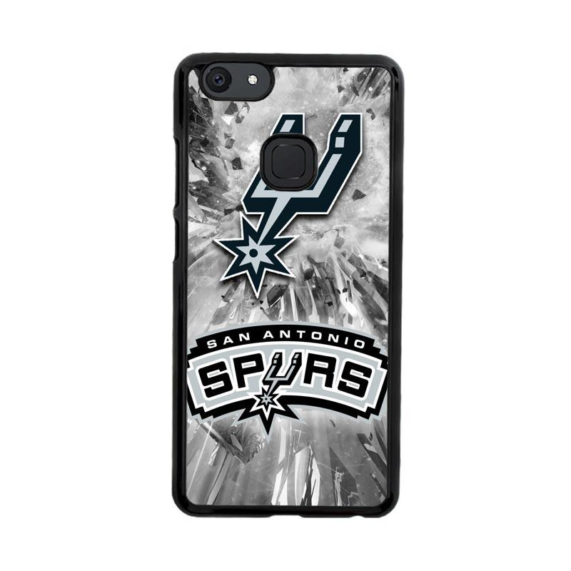 Flazzstore San Antonio Spurs Z3226 Custom Casing for Vivo V7 Plus