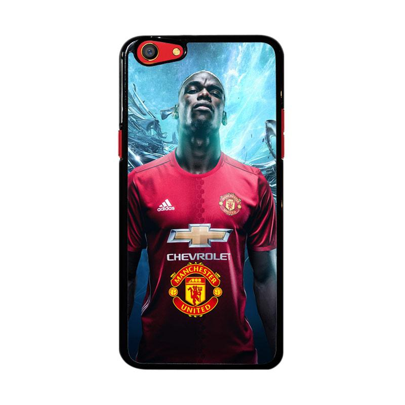Flazzstore Paul Pogba Manchester United  Z3967 Custom Casing for Oppo F3