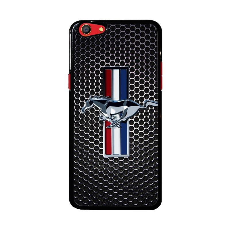 Flazzstore Ford Mustang Carbon Fiber Z4267 Custom Casing for Oppo F3