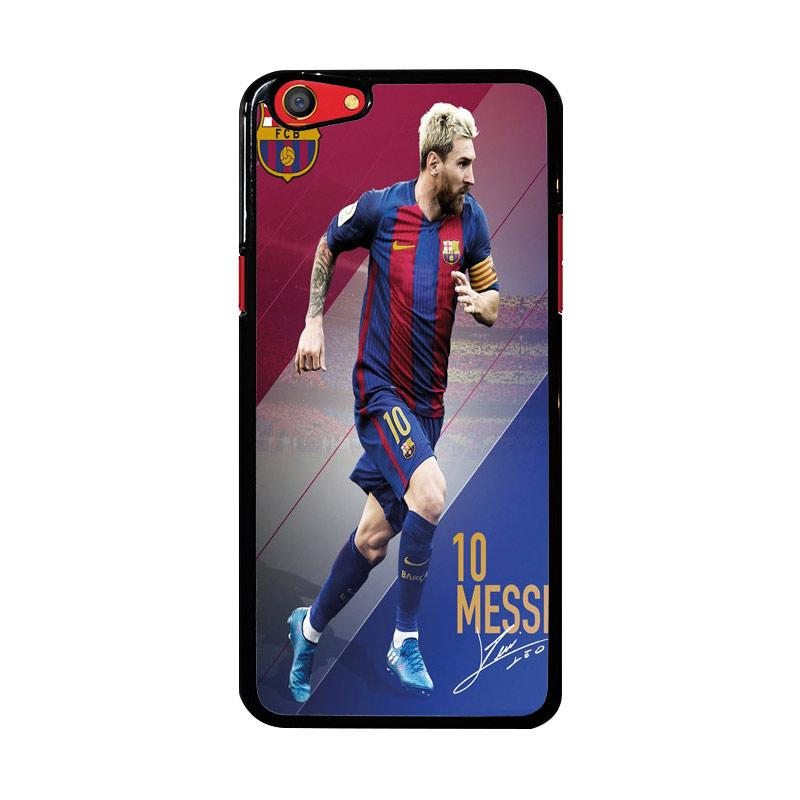 Flazzstore Lionel Messi With Signature Z4928 Custom Casing for Oppo F3