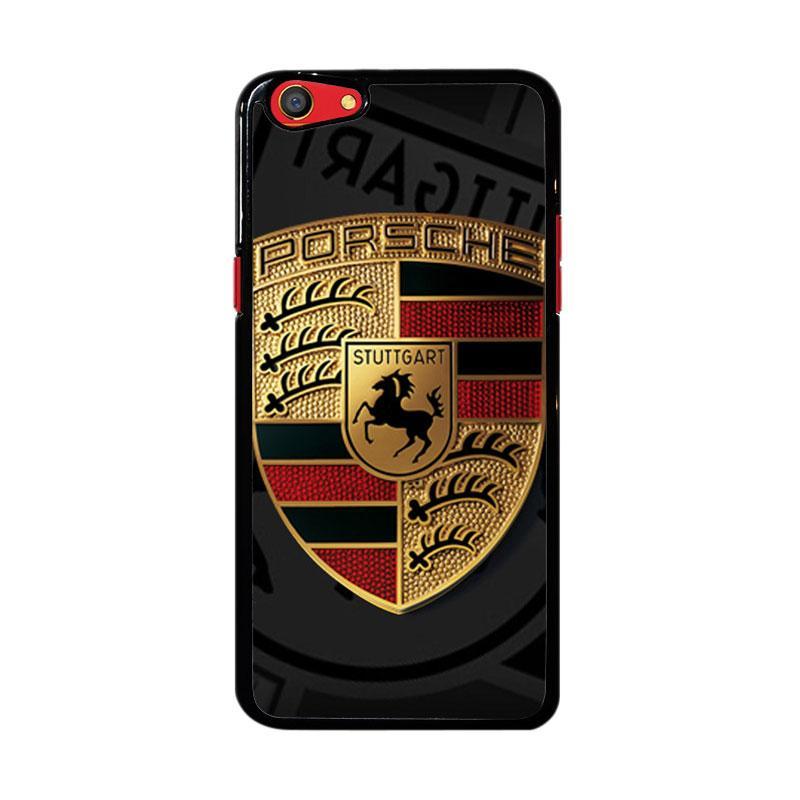 Flazzstore Porsche Logo Z5057 Custom Casing for Oppo F3