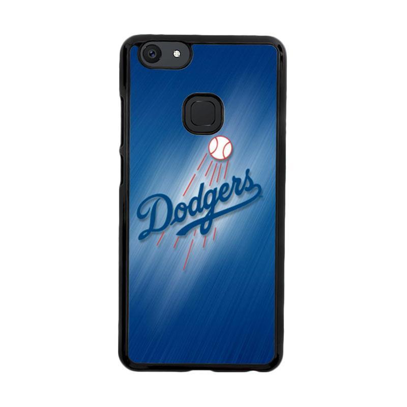 Flazzstore Los Angeles Dodgers Z5178 Custom Casing for Vivo V7 Plus