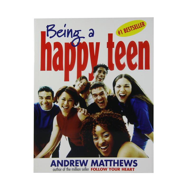 Seashell Publishers Being A Happy Teen