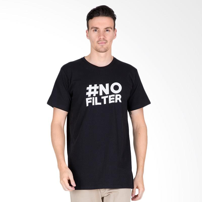 Tendencies No Filter T-Shirt - Black