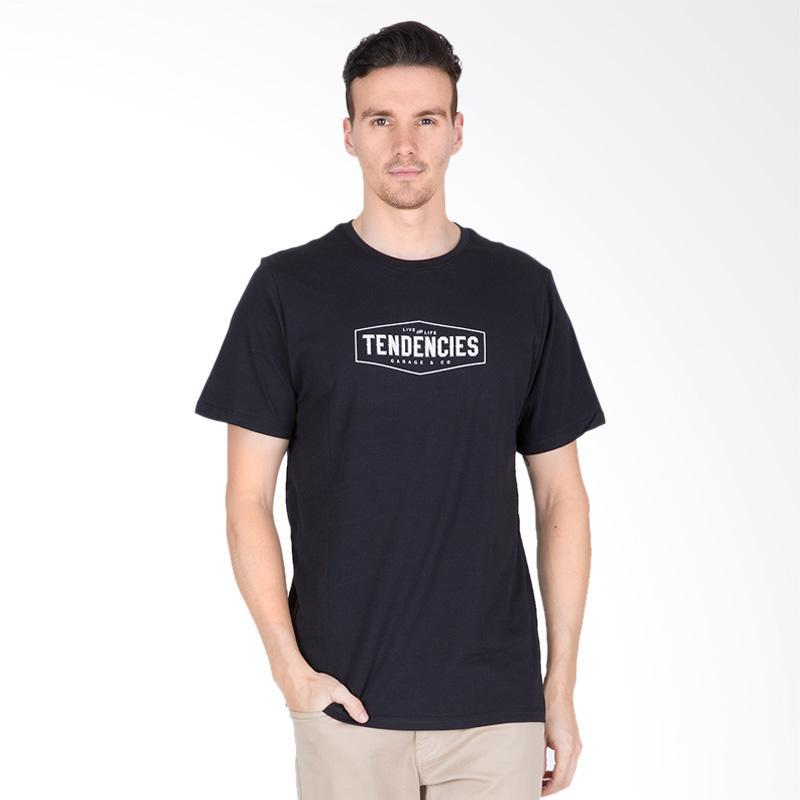 Tendencies Ride Day T-shirt Pria