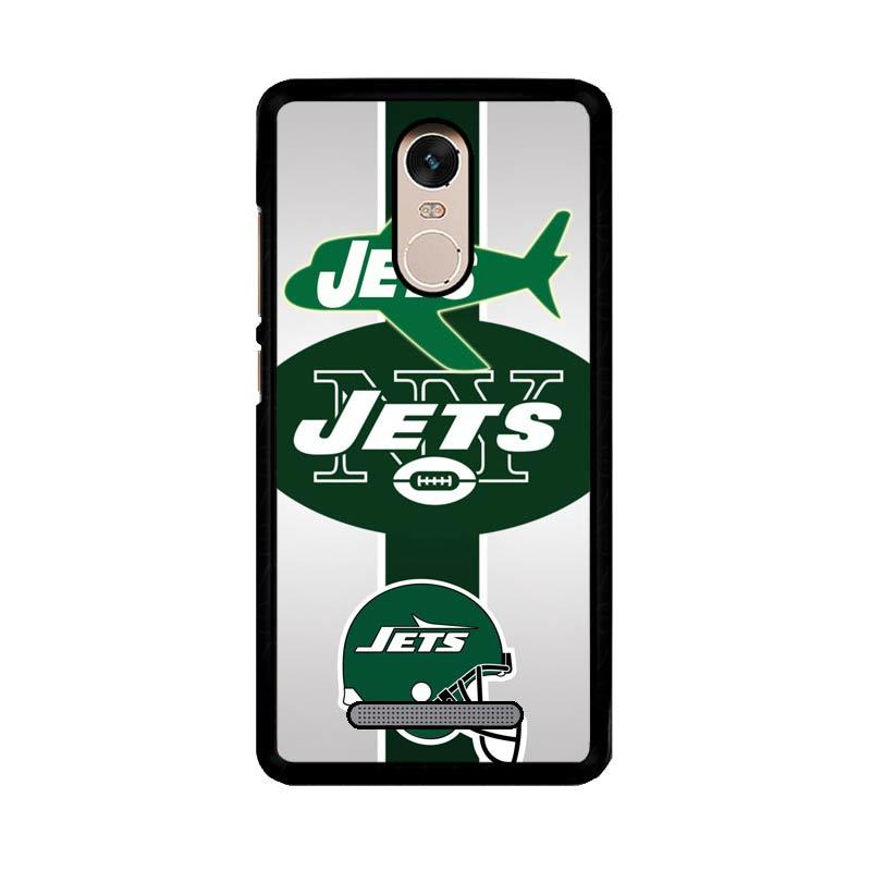Flazzstore New York Jets Z2998 Custom Casing for Xiaomi Redmi Note 3 or Note 3 Pro