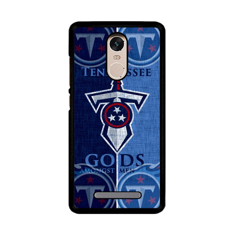 Flazzstore Tennessee Titans Logo Z3008 Custom Casing for Xiaomi Redmi Note 3 or Note 3 Pro