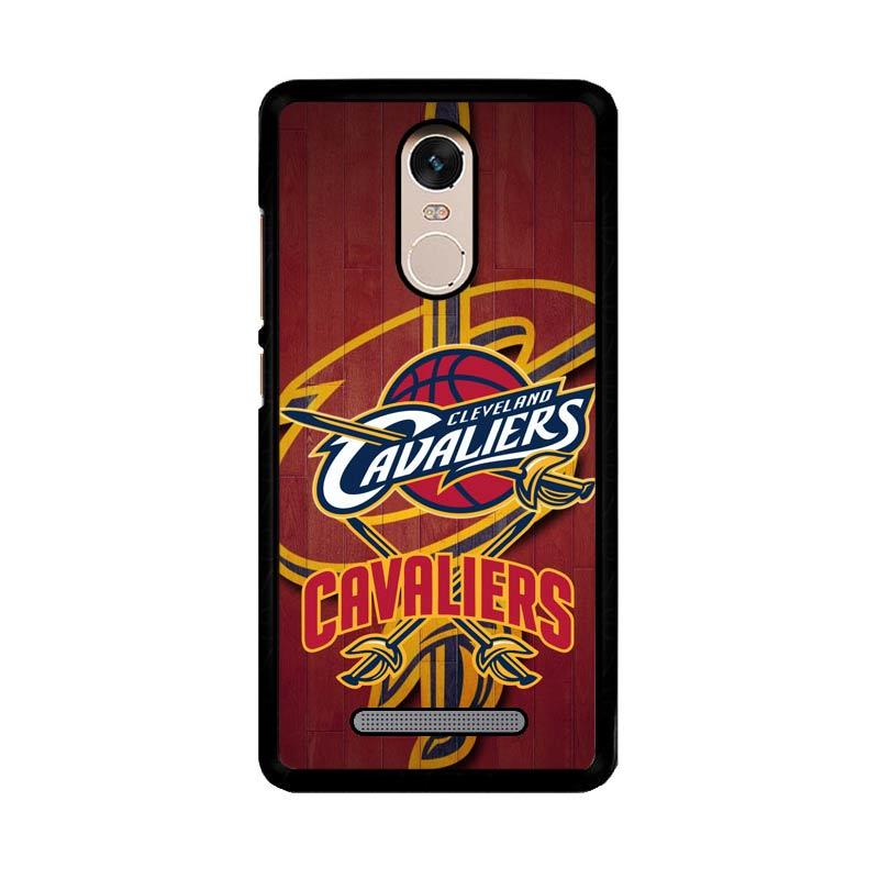 Flazzstore Cleveland Cavaliers Z3220 Custom Casing for Xiaomi Redmi Note 3 or Xiaomi Redmi Note 3 Pro