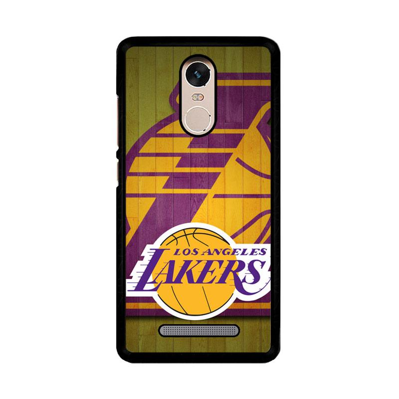 Flazzstore Los Angeles Lakers Z3222 Custom Casing for Xiaomi Redmi Note 3 or Note 3 Pro