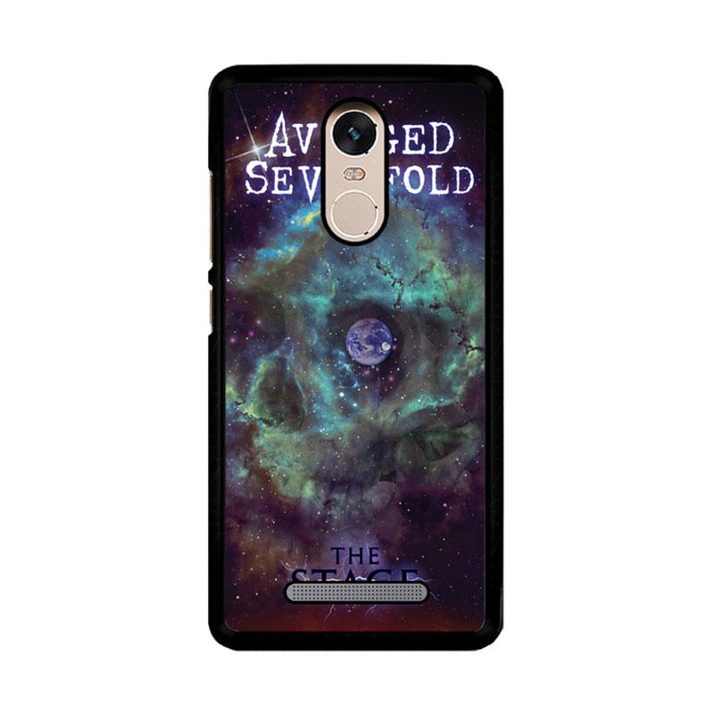 Flazzstore Avenged Sevenfold The Stage Z4091 Custom Casing for Xiaomi Redmi Note 3 or Note 3 Pro