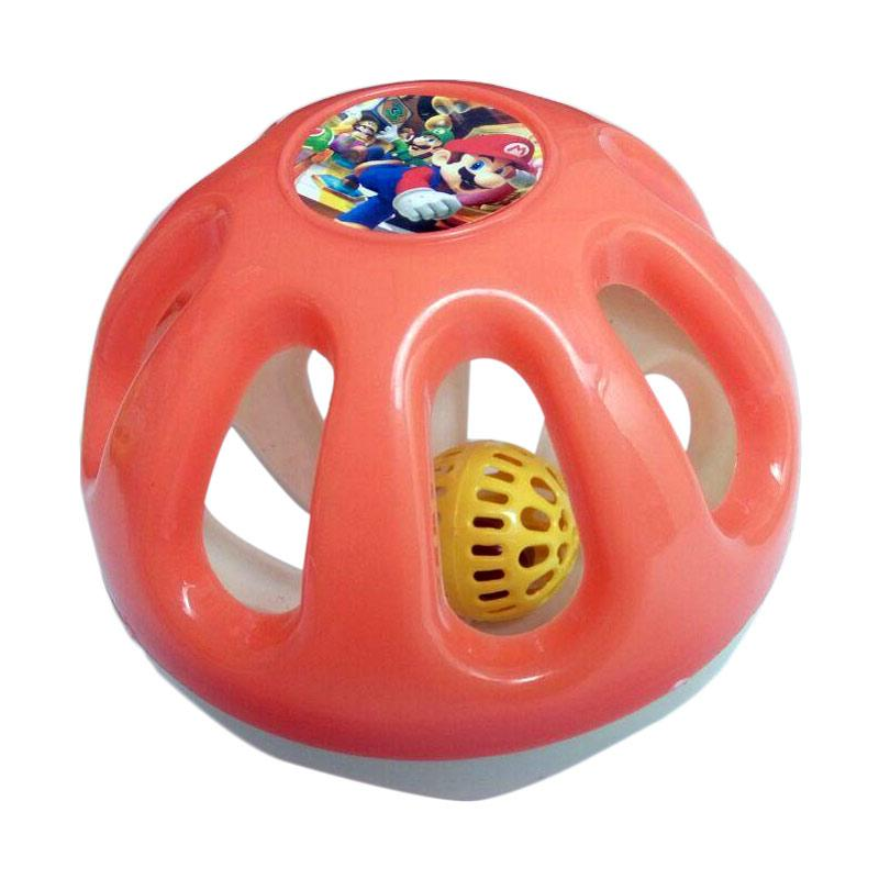 BRB Bola Kerincing Mainan Bayi