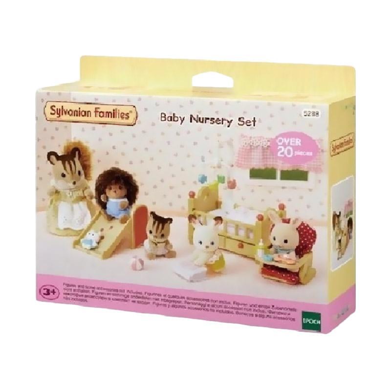 Sylvanian Families Baby Nursery Set Mainan Anak